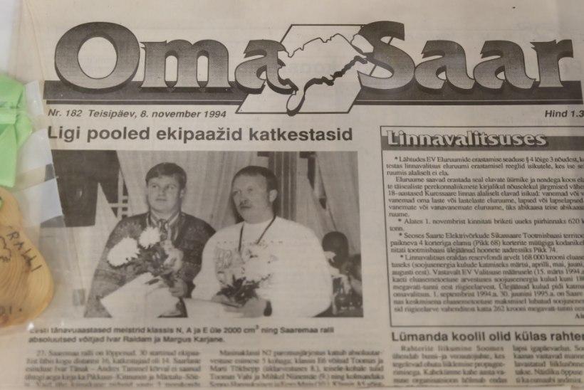 GALERII   Mis on ühist ärimehel Toonart Rääskil, olümpiavõitjal Aavo Pikkuusil ja ralliässal Andreas Mikkelsenil?