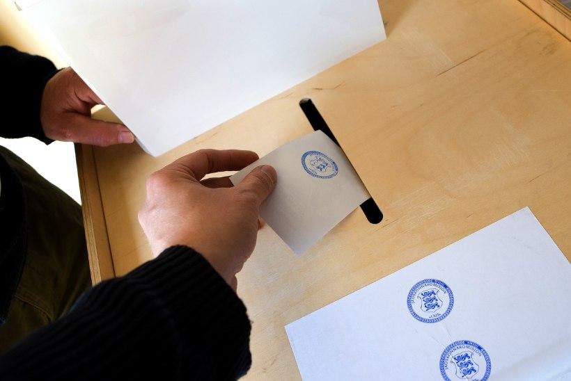 Kandideerijate lõpujooks häältele: raha kasvõi otse pihku