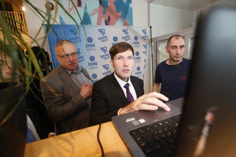ÕL VIDEO | Martin Helme: Tallinn on kõige liberaalsem linn, meil on siin suur töö vaja ära teha