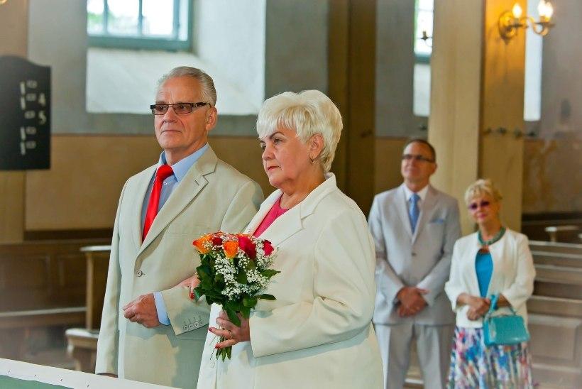 Heimar Lenk volikogusse ei pääsenud, küll aga tema abikaasa