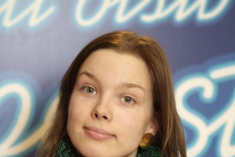 VIDEO   Kas mäletad, milline oli Luisa Rõivas superstaarisaate eelvoorus?