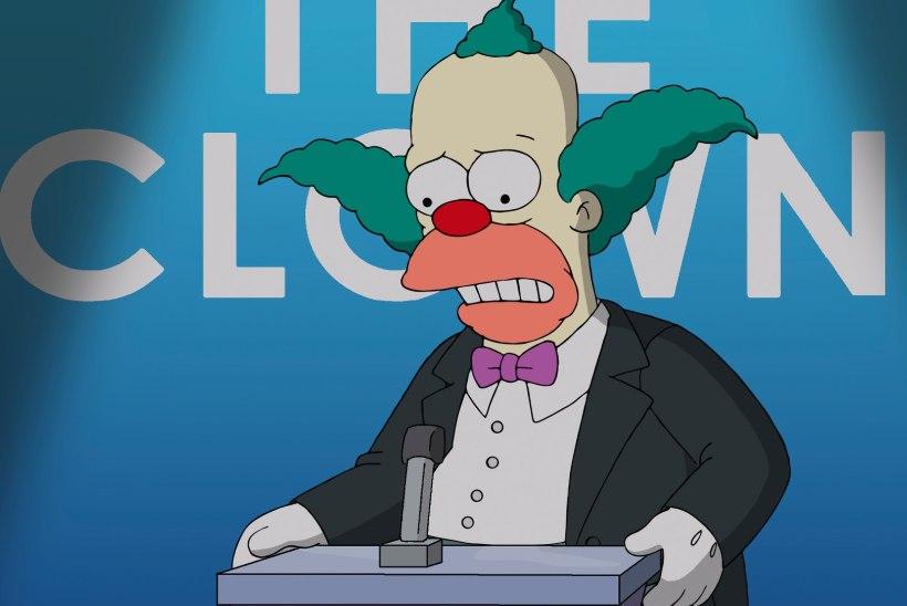 OTSI LOLLI, KES EI KARDAKS KLOUNI: kas kurjad jokkerid teevad laste naerutamise tööd raskemaks?