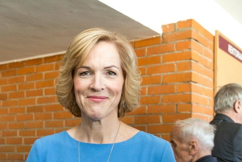 Minister Kaia Iva: ma polnud peibutuspart ja lähen volikokku pärast ministriametit