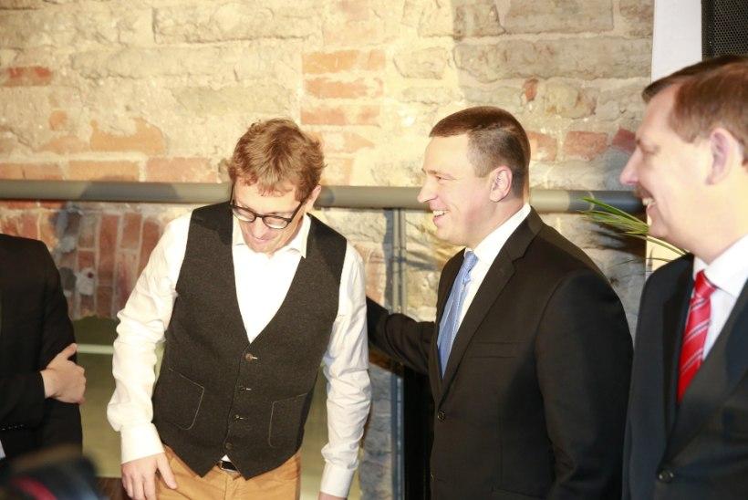 ÕL VIDEO   Jüri Ratas: valimised on nagu spordivõistlused, aga finiš veel ei paista!