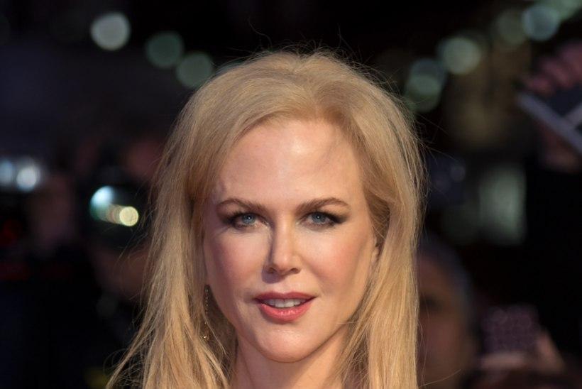 Vaatajad šokis: Nicole Kidmani nägu on kivistunud!