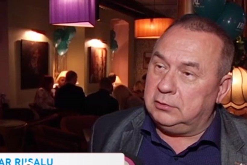 TV3 VIDEO | IRLi linnapea kandidaat Aivar Riisalu nimetas reformierakondlasi jõhkarditeks