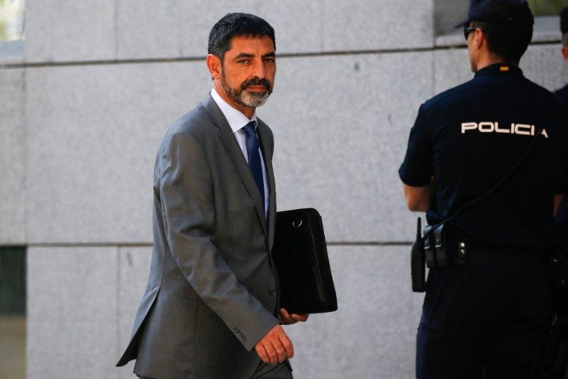 Hispaania riigiprokurör tahab Kataloonia politseülemat vahistada