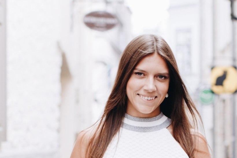 ÕL VIDEO | Anastassia Kovalenko käis tänavatel kampaaniat tegemas