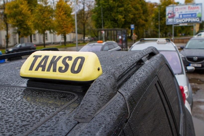 Taksojuhid on narkotakso juhi peale vihased: mis kuradi kolleeg, narkodiiler!