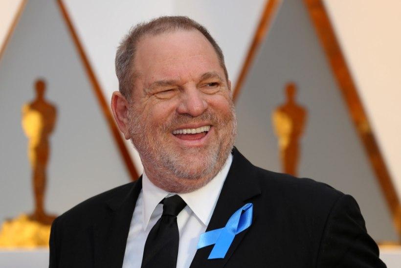"""Briti näitlejanna: """"Harvey Weinstein vägistas mu esikus."""""""