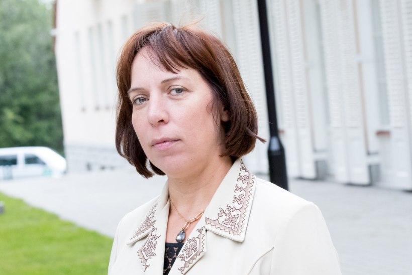 Haridusminister Mailis Reps: usun, et tuleb veel võimalus osaleda volikogu töös
