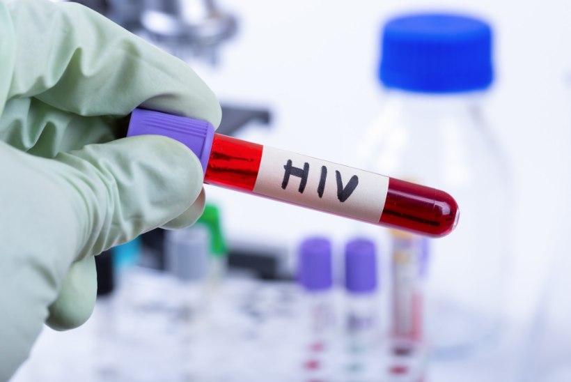 Oktoobris on HIV leitud juba viiel inimesel