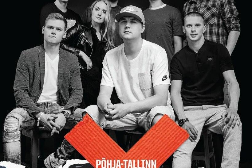 Metsakutsu tegi Põhja-Tallinnale plaadikujunduse: bänd tuli nii-öelda kokku kleepida