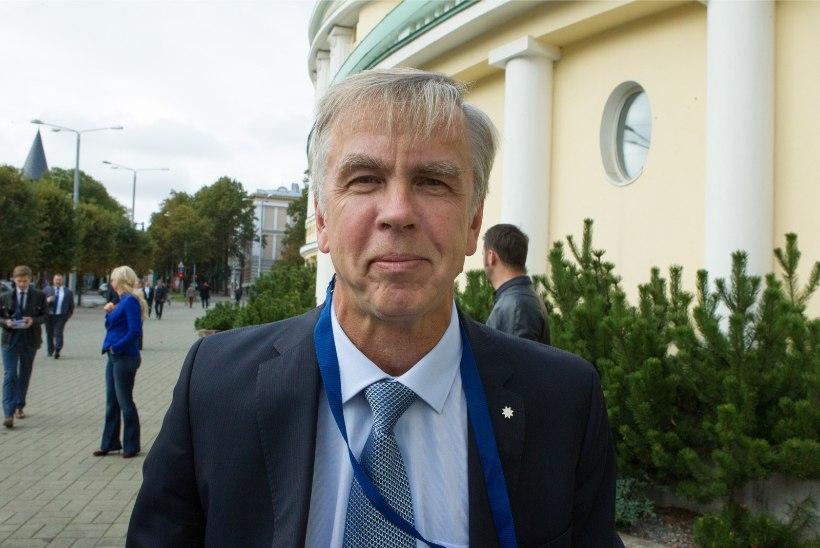 Kalle Muuli:  IRL ei tohiks Keskerakonda Tallinnas mingil moel toetada