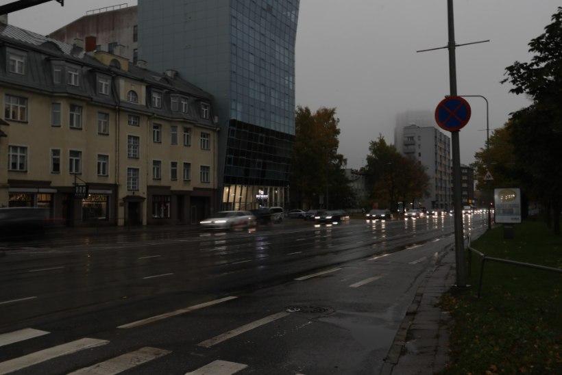 GALERII JA TV3 VIDEO | Mis lahti? Keset päeva valitses akna taga pimedus!