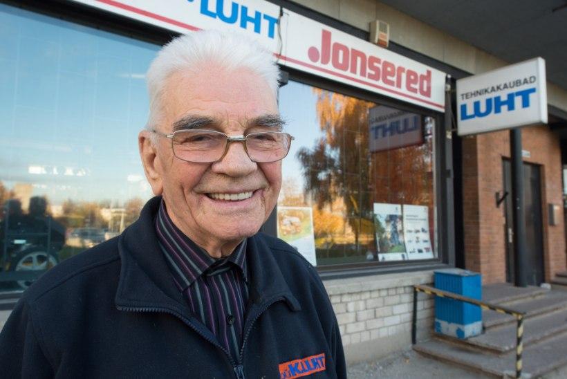 Valimiste vanim kandidaat on 94 aastane poepidaja Viljandist
