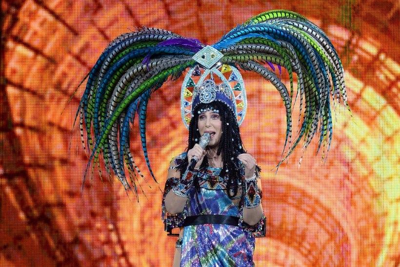 "Popmuusikalegend Cher sai rolli uues ""Mamma Mia!"" filmis"