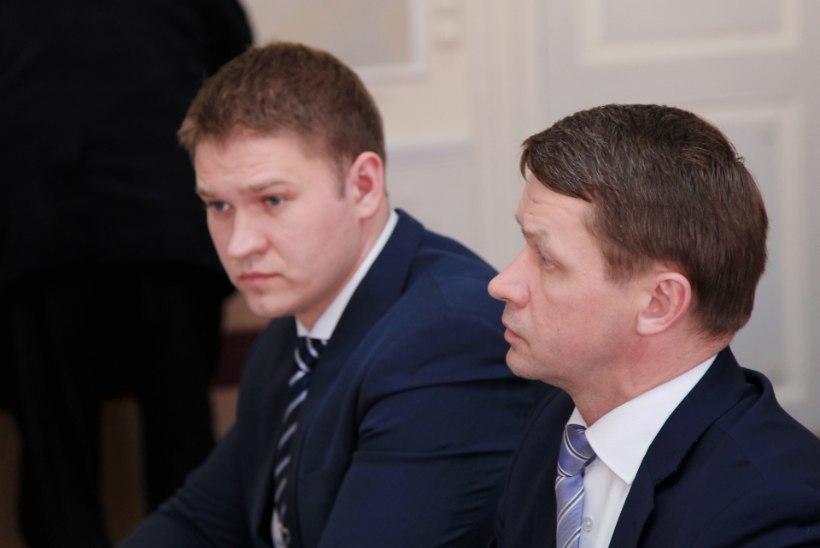 Tartu jõuab Tallinnale järele: Tartu kahte abilinnapead kahtlustatakse korruptsioonis