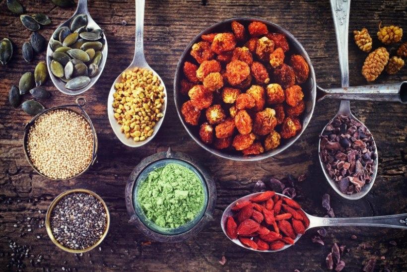 MÄLUMÄNG | Vasta küsimustele erinevate marjade tervislikkuse kohta ja võida ELEXIR superfoodsi kingikott!