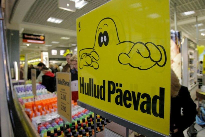 Soome poliitik: Stockmanni ostukampaania Hullud Päevad solvab vaimse tervise probleemidega inimesi