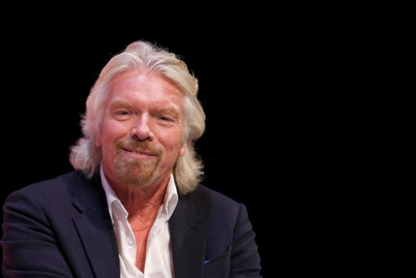 Kaitseministrina esinenud kelm jahtis Bransoni miljoneid
