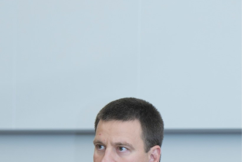 RATAS KIRJAS ERAKONNALE: minu juhtimisel ei ole Keskerakonnas kohta korruptsioonile
