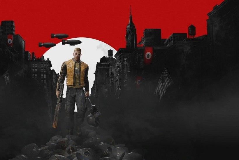 """HITLERILE PASUNASSE: märulimängu """"Wolfenstein II"""" uus treiler on plahvatuslik"""