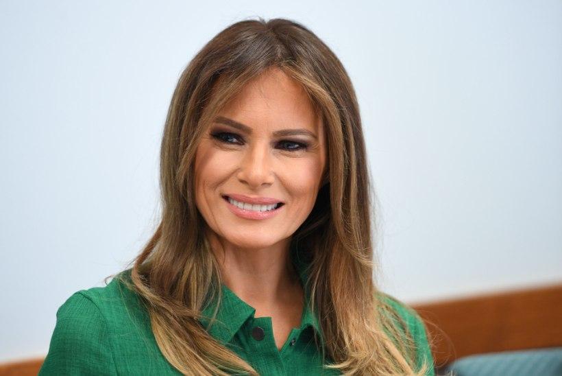 Kas Donald Trumpi naine kasutab kehateisikut?!