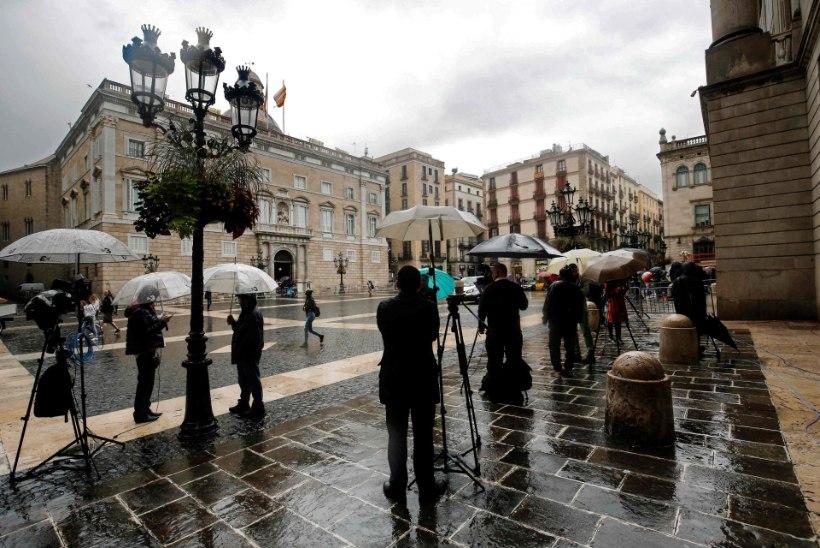 Kataloonia ei hüljanud iseseisvusotsust