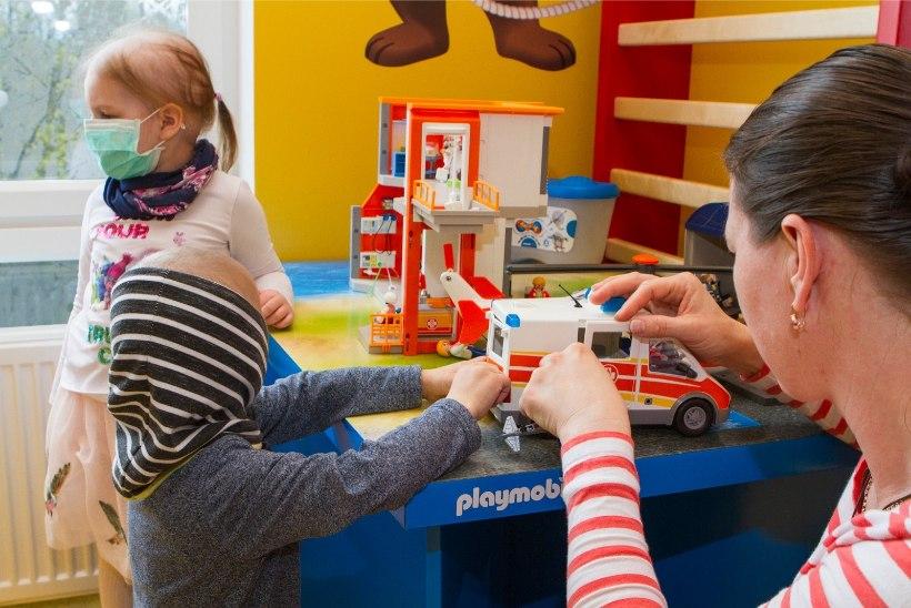 Laste seas on vähki haigestumine seni teatatust suurem