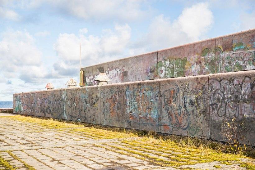 FOTOD | Värskelt puhastatud linnahall kattus roppustega