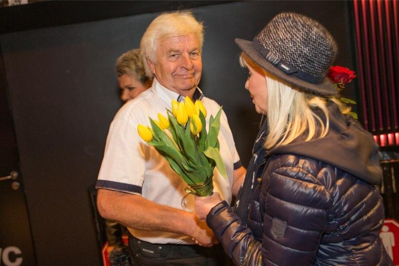 GALERII   Ivo Linna esitles raamatut ja albumit