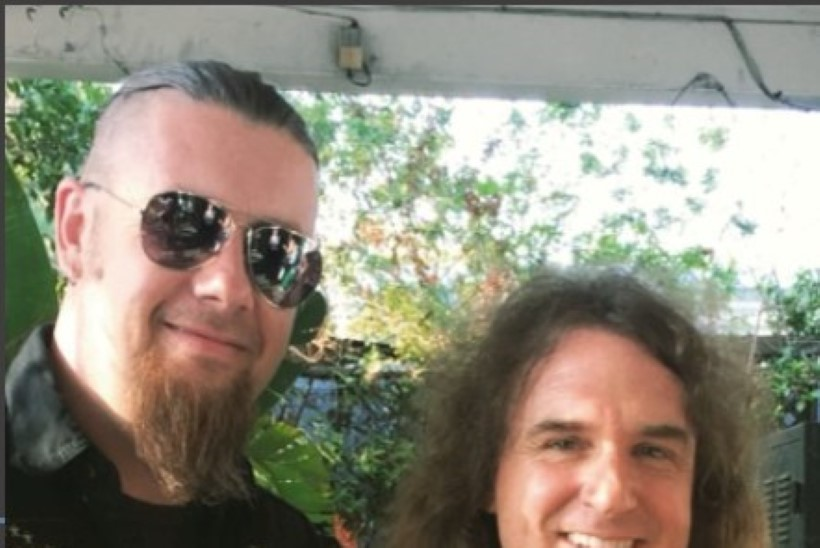 Brad Jurjens: Megadethi bassimees pakkus end ise mu plaadile mängima