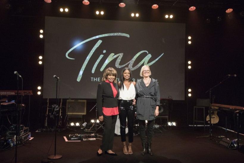 77aastane sensatsiooniliselt särav Tina Turner naasis avalikkuse ette