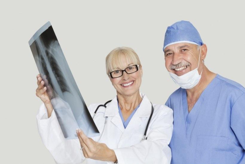 Mullu kasvas veidi tervishoiutöötajate arv