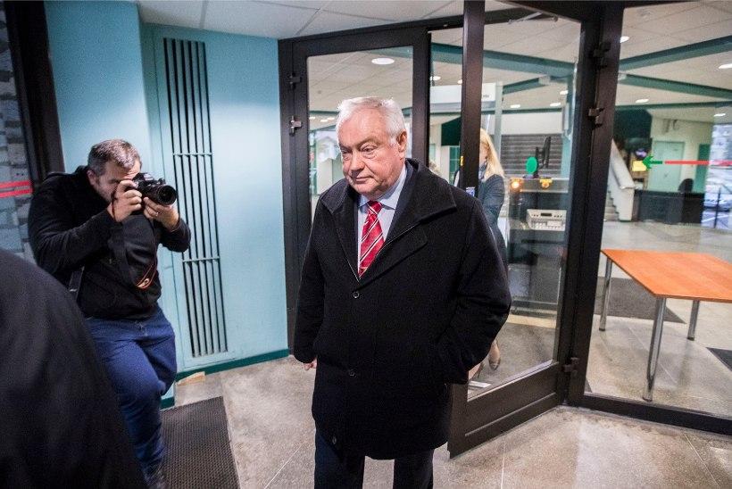 Kohus mõistis Villu Reiljani altkäemaksu vahendamises süüdi, tasuda tuleb 33 000 eurot