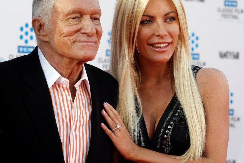 Kadunud Hugh Hefnerist sai Playboy kaanepoiss