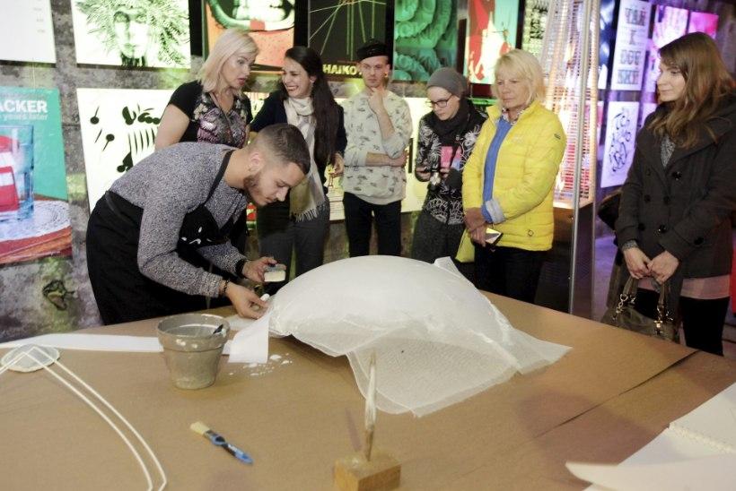 PILDID | Disainiöö lõppes töötoaga lastele ja tuntud disainerite põnevate loengutega
