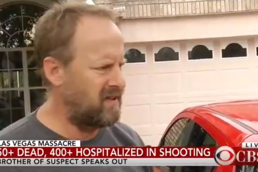 """Las Vegase tulistaja vend: """"Kust kuradi kohast ta need relvad sai?"""""""