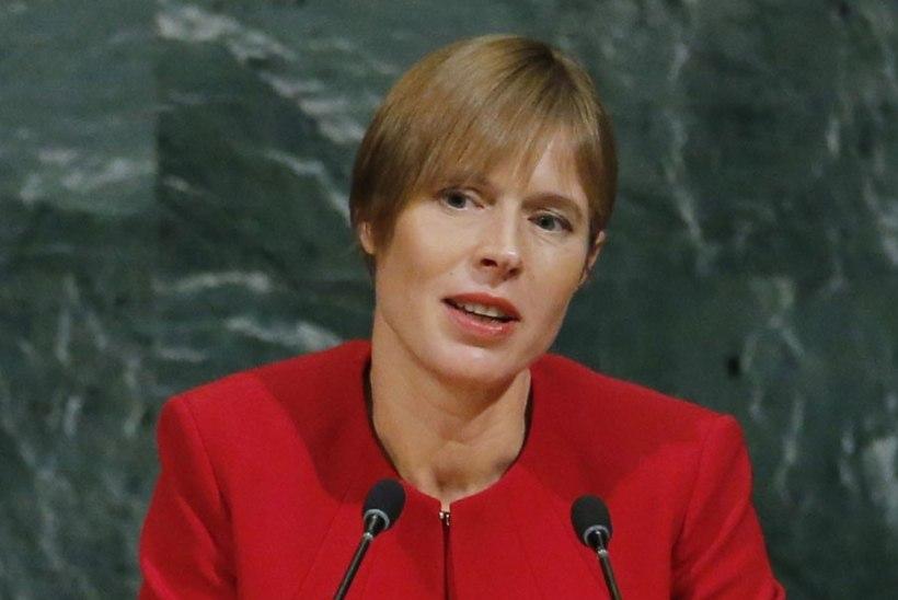 President Kaljulaid: katalaanide olukorda ei saa võrrelda Eesti lahkumisega Nõukogude Liidust