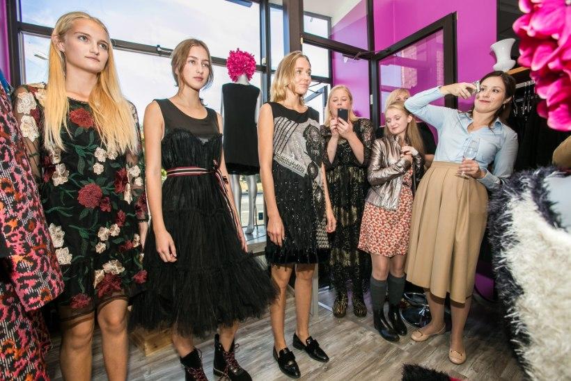 MOOD   Luksusmoe showroomis nägi ilmavalgust kampaania #KleitOnMinuNägu