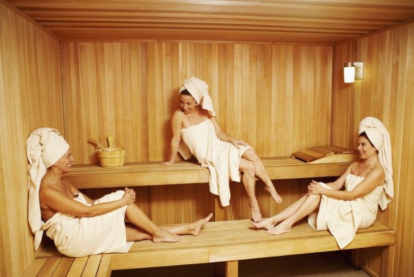 Viis viisi, kuidas saun nii su keha kui meeli tervistab