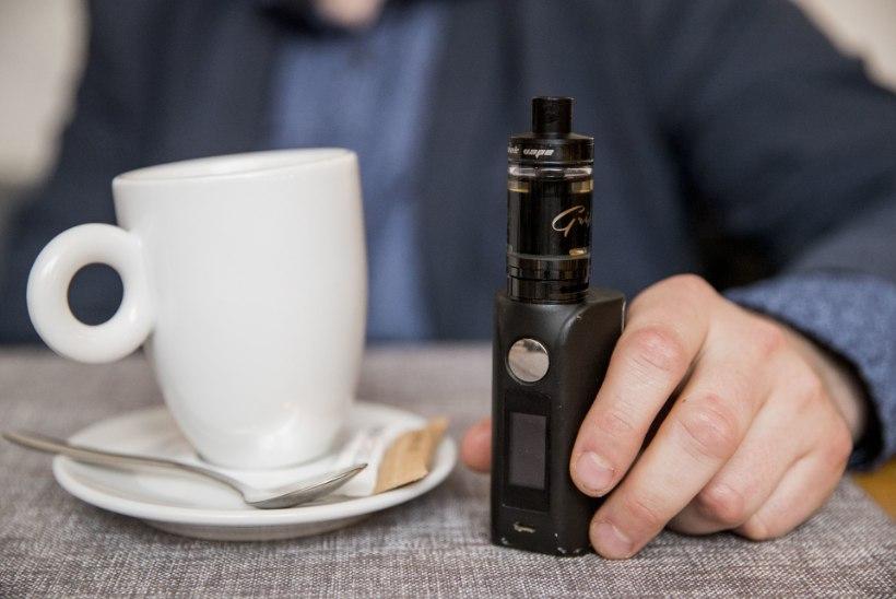 E-sigarettide kasutajad mässavad: ei tohi meie mõnu piirata!