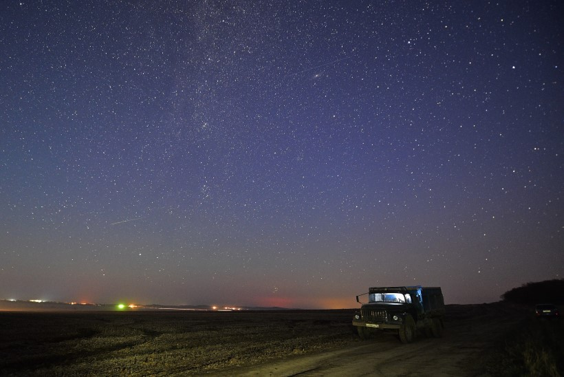 Öösel tuleb meteoriitide sadu: kus seda vaadata saab?