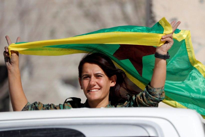 Liitlasväed kuulutasid Raqqa ametlikult ISISe-vabaks