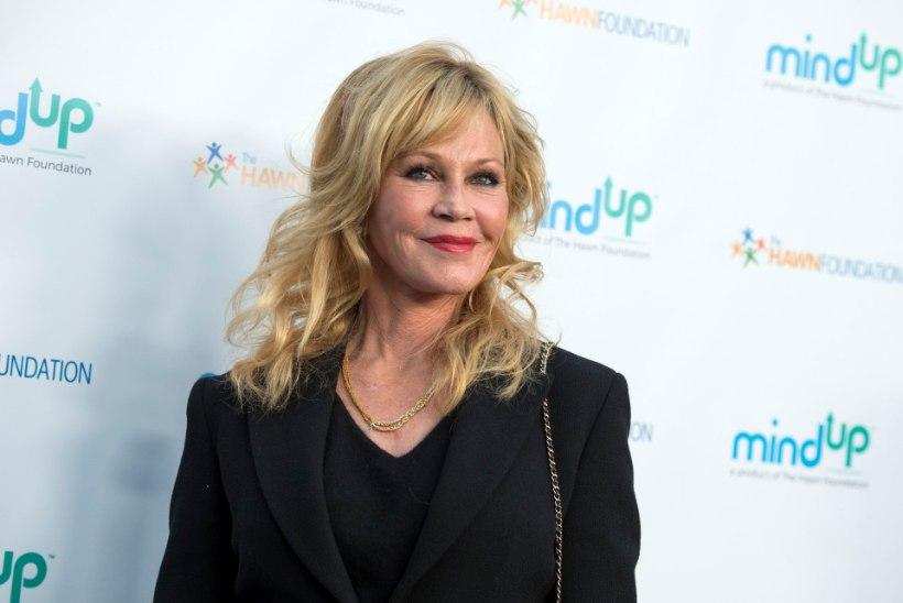 Melanie Griffith: mu krambihood lõppesid, kui ma Banderasest lahutasin