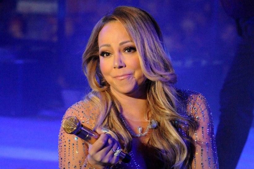 Mariah Carey langes röövlite ohvriks