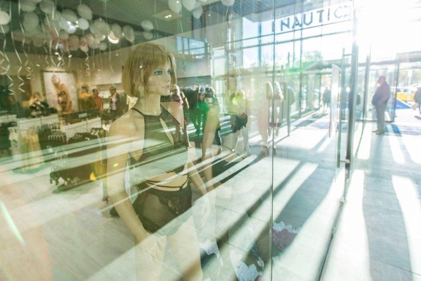 SILMIPAITAV GALERII   Nautica keskuses avatud BonBon Lingerie kauplus näitab sensuaalset ja kaunist pesu!