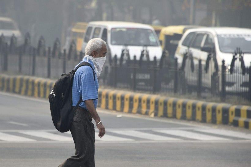 Saaste tapab rohkem inimesi kui suitsetamine või liiklus