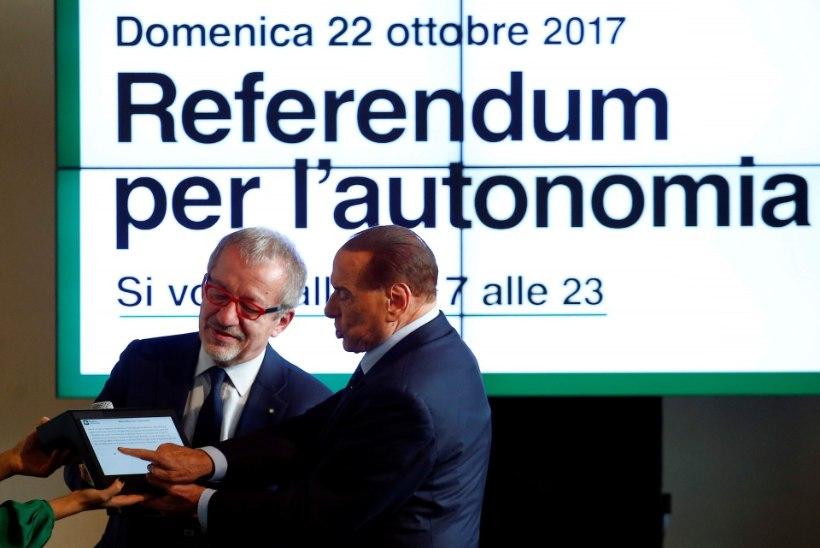 Itaallased krahmavad keskvõimult õigusi